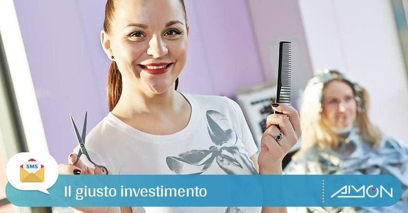 3 idee di SMS Marketing per Parrucchieri