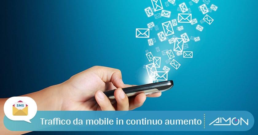 Aumenta l'Utilizzo Dei Dispositivi Mobile